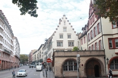 Maison Kauw dite maison Lauth - English: Strasbourg, France  Straßburg, Frankreich