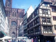 Maison -  Strasbourg, Katedral