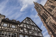 Immeubles -  Cathédrale de Notre-Dame de Strasbourg
