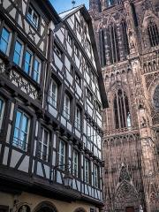 Immeubles -  Strasbourg, décembre 2018