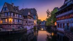 Immeuble - Français:   Petite France à Strasbourg