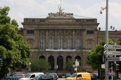 Palais Universitaire -  Palais universitaire de Strasbourg  (Strasbourg - Bas-Rhin - France)