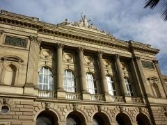Palais Universitaire - English: University main building, Strasbourg