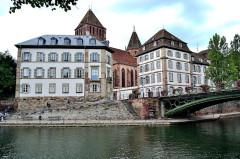 Pont Saint-Thomas - English: Strasbourg