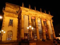 Théâtre municipal, actuellement Opéra du Rhin -  Opéra National du Rhin