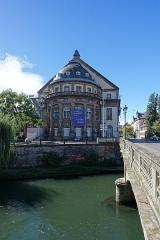 Théâtre municipal, actuellement Opéra du Rhin -  Strasbourg