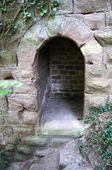 Ruines du château du Vieux-Windstein -  DSC_6655