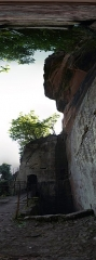 Ruines du château du Vieux-Windstein -  DSC_6694 - DSC_6698