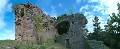 Château de Dreistein -  DSC_2404 - DSC_2410