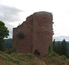 Château de Dreistein -  DSC_2381 - DSC_2382