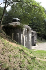 Fort de Schoenenbourg (ligne Maginot) -  Fort Shoenenbourg(Schoenenbourg, France)