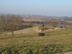 Fort de Schoenenbourg (ligne Maginot) (également sur commune de Hunspach) -  Fort de Schoenenbourg, élément de la ligne Maginot. (bloc 1).  Photo prise par Denis Helfer sous licence GFDL.