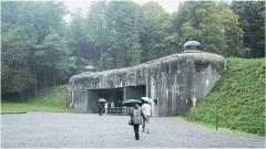 Fort de Schoenenbourg (ligne Maginot) (également sur commune de Hunspach) -  Le Fort de Schoenenbourg Hunspach