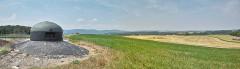Fort de Schoenenbourg (ligne Maginot) (également sur commune de Hunspach) -  Stitched Panorama