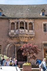 Ancien corps de garde ou ancienne maison de police - Deutsch: Bilder aus Colmar
