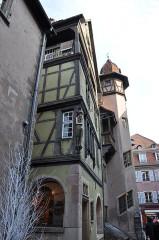 Maison -  Rue des Marchands