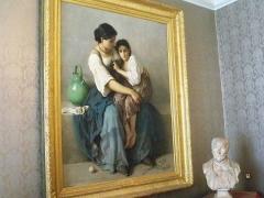 Musée Bartholdi -  Jean Benner La petite Folle de Capri