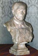 Musée Bartholdi - Deutsch: Büste von Victor Schoelcher von Marguerite Gagneur/Syamour im Bartholdi-Museum in Colmar