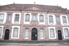 Ancien palais du Conseil Souverain d'Alsace, actuel Tribunal de Grande Instance -  ALSACE (240)