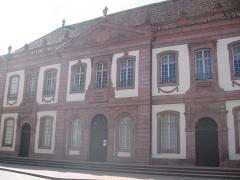 Ancien palais du Conseil Souverain d'Alsace, actuel Tribunal de Grande Instance -  L'ancien Palais du Conseil Souverain d'Alsace, actuellement le tribunal de grande instance