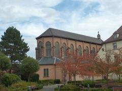 Ancienne préceptorerie des Antonins, actuellement Maison Saint-Michel - Deutsch: St Joseph (Issenheim)