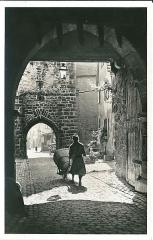 Anciennes fortifications - Français:   Riquewihr (Haut-Rhin, France) , vers 1935