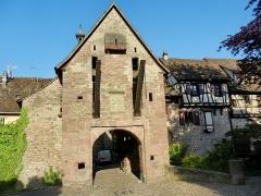 Anciennes fortifications -  Риквир, Франция