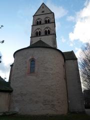 Eglise catholique Saint-Pierre-et-Saint-Paul - Deutsch: Église Saints-Pierre-et-Paul de Sigolsheim Apsis