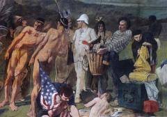 Bourse de commerce - French painter