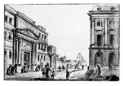 Ancien couvent des Feuillants - French painter