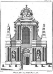 Ancien couvent des Feuillants -
