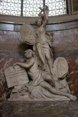 Ancien couvent des Feuillants - Español: París, Saint Roch. Cenotafio de Henri y Alphonse de Lorraine-Harcourt.