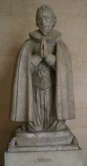 Ancien couvent des Feuillants -  Statue of Raymond Phélypeaux from the Château de Versailles