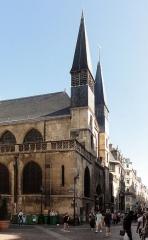 Eglise Saint-Leu-Saint-Gilles -  Église Saint-Leu-Saint-Gilles (Paris)