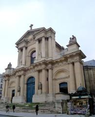 Eglise Saint-Roch - English: Saint-Roch church - Paris