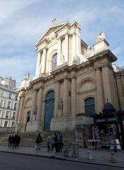 Eglise Saint-Roch -  Eglise Saint-Roch @ Rue Saint-Honoré @ Paris