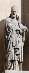 Eglise Saint-Roch - French sculptor