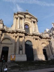 Eglise Saint-Roch -  Église Saint-Roch