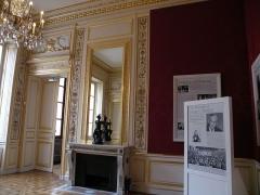 Ancien hôtel Saint-Florentin, puis hôtel de Talleyrand, actuellement consulat des Etats-Unis - Français:   Hôtel de Saint-Florentin - Antichambre Harriman