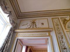 Ancien hôtel Saint-Florentin, puis hôtel de Talleyrand, actuellement consulat des Etats-Unis - Français:   Hôtel de Saint-Florentin - Cabinet ovale