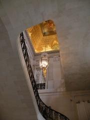 Ancien hôtel Saint-Florentin, puis hôtel de Talleyrand, actuellement consulat des Etats-Unis - Français:   Hôtel de Saint-Florentin - Escalier d\'honneur