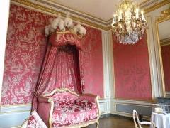 Ancien hôtel Saint-Florentin, puis hôtel de Talleyrand, actuellement consulat des Etats-Unis - Français:   Hôtel de Saint-Florentin - Grande chambre à coucher