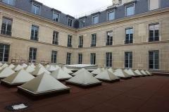Ancien hôtel de Toulouse -  Hôtel de Toulouse @ Banque de France @ Paris