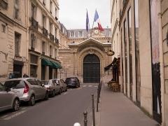 Ancien hôtel de Toulouse -  Paris April 2014
