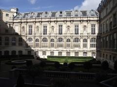 Ancien hôtel de Toulouse - Italiano: Parigi, Hôtel de Toulouse, Banque de France, F. Mansart, 1638