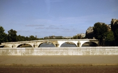 Pont-Royal -  paris france 1981