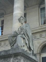 Bourse -  Palais Brongniart, Paris, France.