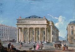 Théâtre de l'Opéra-Comique, dit salle Favart - French painter