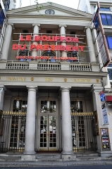 Théâtre des Variétés - English: Theater in Paris