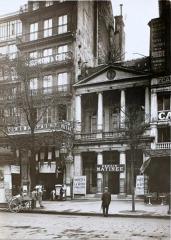 Théâtre des Variétés - French photographer